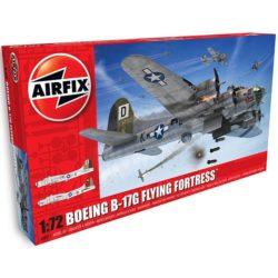 airfix a08017 Boeing B-17G Flying Fortress Kit en plástico para montar y pintar. Incluye 2 opciones de decoración para aparatos americanos basados en Inglaterra en 1945