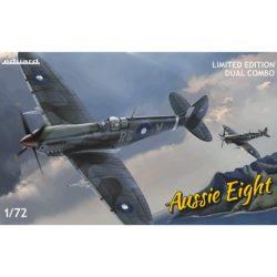 eduard 2119 Aussie Eight DUAL COMBO 1/72 Spitfire Mk.VIII in Australian service