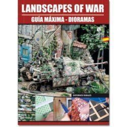 LOW 003Landscapes Of War Vol III Guia Máxima Dioramas en esta ocasión centrado en los escenarios rurales más importantes de la Segunda Guerra Mundial. LOW 003Landscapes Of War Vol III Guia Máxima Dioramas en esta ocasión centrado en los escenarios rurales más importantes de la Segunda Guerra Mundial.