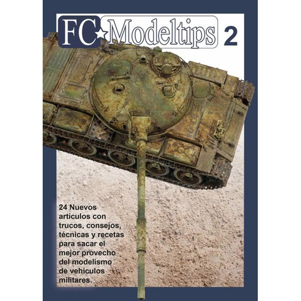 fc10006 FCModeltips 2 El modelista Federico Collada nos presenta su segundo volumen de la serie FCModeltips.