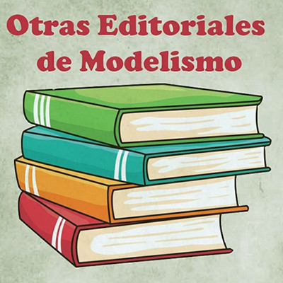otras editoriales de modelismo