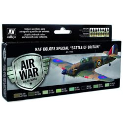 av71144 RAF Colors Special Battle of Britain Set de 8 colores Model Air 17ml para aerografía