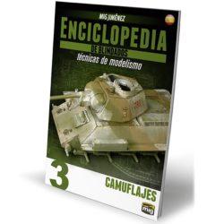 amig 6162 Enciclopedia De Técnicas De Modelismo De Blindados Vol. 3 - Camuflajes