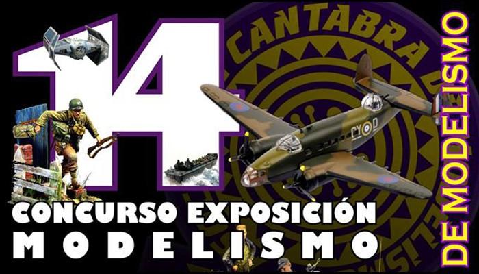 XIV Concurso exposicion de modelismo ACAM 2017 El Astllero Cantabria