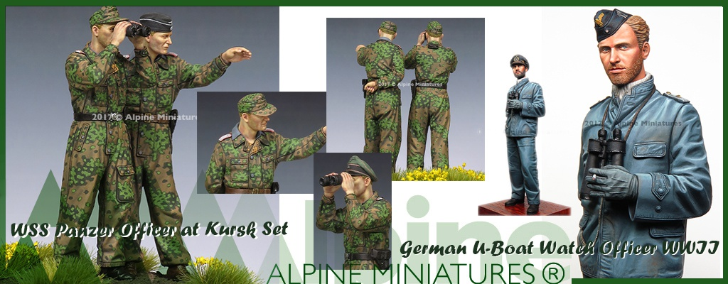 BLOG novedades alpine miniatures julio 2017