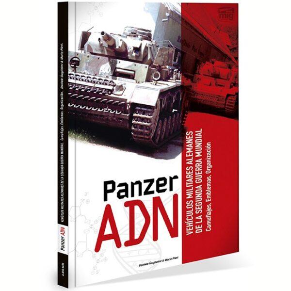AMIG6036 Panzer ADN Vehículos Militares Alemanes de la Segunda Guerra Mundial Camuflajes, Emblemas, OrganizaciónAMIG6036 Panzer ADN Vehículos Militares Alemanes de la Segunda Guerra Mundial Camuflajes, Emblemas, Organización