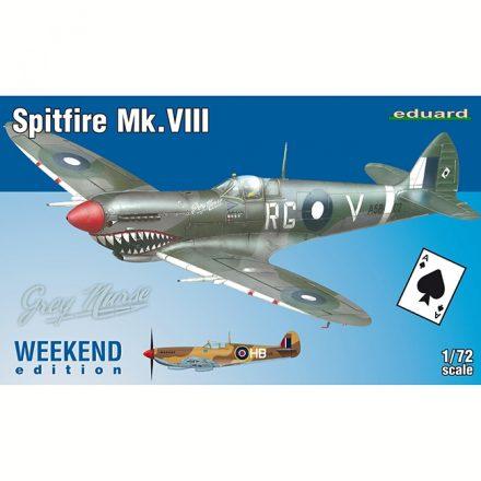 eduard 7442 Spitfire Mk.VIII Weekend edition