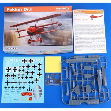 eduard8162 Fokker Dr.I ProfiPACK 1/48