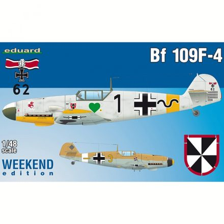 eduard 84146 messerschmitt Bfeduard 84146 messerschmitt Bf 109F-4 weekend109F-4 weekend