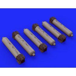 eduard brassin 648276 CBU-105 Cluster Bombs 1/48 Kit para montar 6 bombas de racimo CBU-105 en resina.eduard brassin 648276 CBU-105 Cluster Bombs 1/48 Kit para montar 6 bombas de racimo CBU-105 en resina.