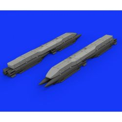 eduard brassin 648294 GBU-39 guided bombs with BRU-61 racks 1/48