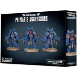 games workshop 48-69 Space Marines Primaris Aggressors