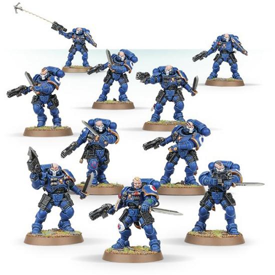 games workshop 48-71 Space Marines Primaris Reivers