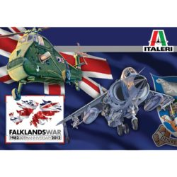 italeri 1329 Wessex UH.5 / Sea Harrier FRS.1 30th Anniversary Falklands War 1982_2012 Collection