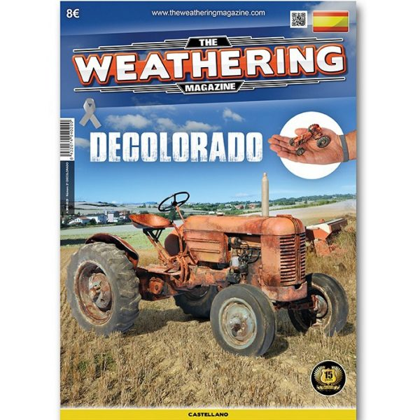 ammo mig 4020 The Weathering Magazine Nº021 Decolorado