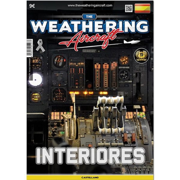 The Weathering Aircraft Nº007 -Interiores-