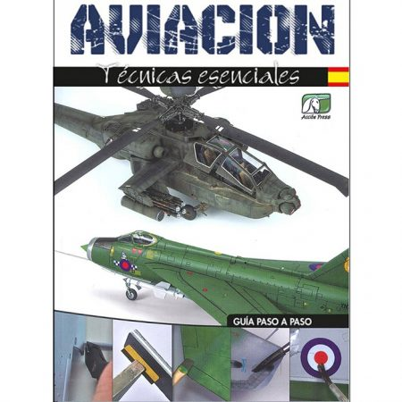 av essentials Aviación: Técnicas esenciales Esta nueva serie de libros esta pensada para aquellas personas que se quieren iniciar en el modelismo, o que vuelven a el después de un tiempo.