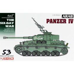 dragon 3593 Arab Pazner IV The Six Day War kit en plástico para montar y pintar.