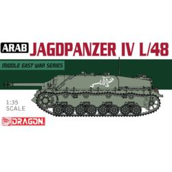 dragon 3594 Arab Jagdpanzer IV L/48 The Six Day War Kit en plástico para montar y pintar.