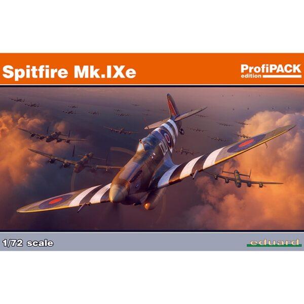 eduard 70123 Spitfire Mk. IXe profiPACK Kit en plástico para montar y pintar de la serie profiPACK de Eduard.