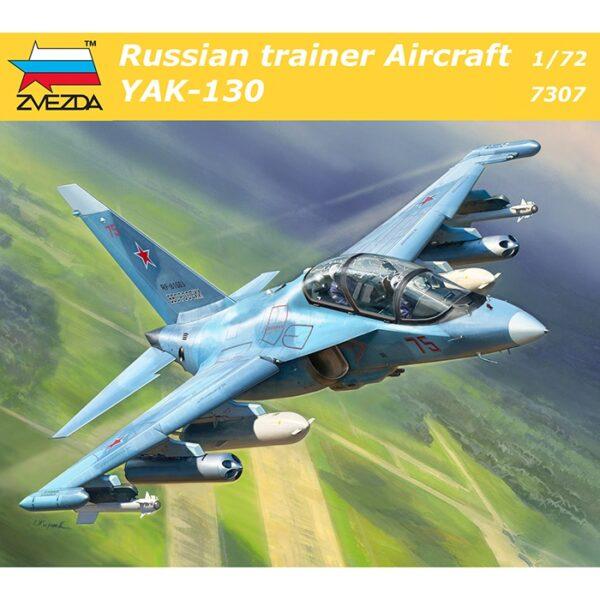 zvezda 7307 Russian trainer Aircraft YAK-130