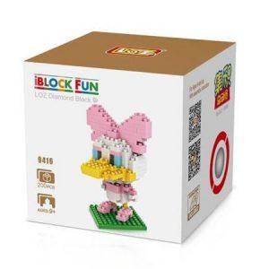 Loz 9416 Daisy Duck 200pcs Construye y colecciona con los bloques de Loz, tus persLoz 9416 Daisy Duck 200pcs Construye y colecciona con los bloques de Loz, tus personajes favoritos.onajes favoritos.
