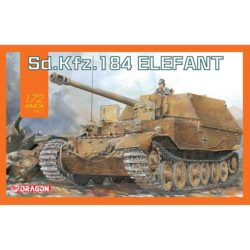 dragon 7515 SD.Kfz.184 Elefant kit en plástico par amontar y pintar.