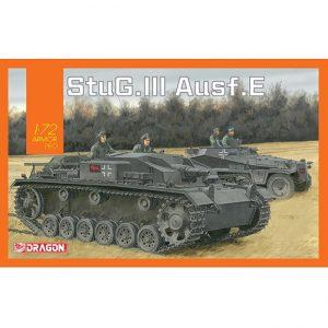 dragon 7562 StuG.III Ausf.E Kit en plástico para montar y pintar.dragon 7562 StuG.III Ausf.E Kit en plástico para montar y pintar.