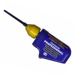 revell 39604 Revell Contacta Professional 25 gr Pegamento líquido con aplicador de aguja para maquetas de plástico. Atención: -No utilizar en piezas de plástico transparente. -Mantener la zona de trabajo convenientemente ventilada.