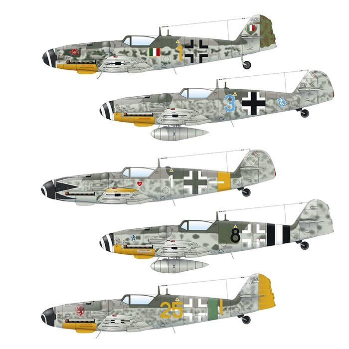 eduard 82118 Messerschmitt Bf 109G-14 profiPACK Kit en plástico para montar y pintar de la serie profiPACK de Eduard.eduard 82118 Messerschmitt Bf 109G-14 profiPACK Kit en plástico para montar y pintar de la serie profiPACK de Eduard.