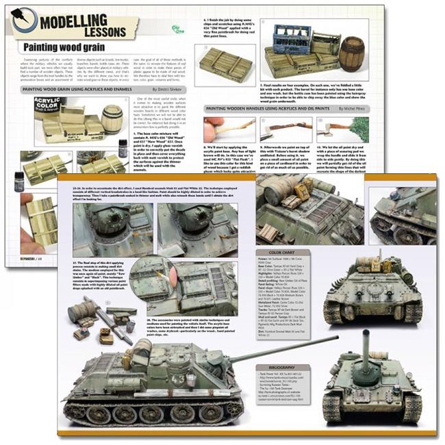 Panzer Aces Vol 056 Especial SU