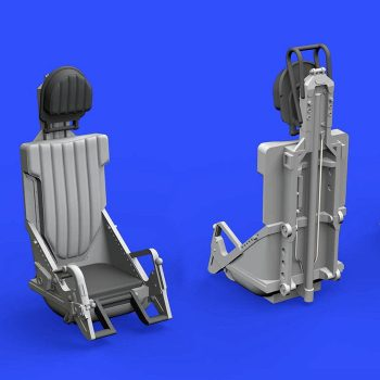 eduard brassin 48375 L-29 Delfin Ejection Seats 1/48 Kit en resina de los asientos ejectables del L-29 Delfin.
