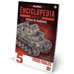 Amig 6164 Enciclopedia De Técnicas De Modelismo De Blindados Vol. 5 - Toques Finales