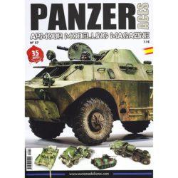 Panzer Aces Vol 057 Especial Vehículos Modernos