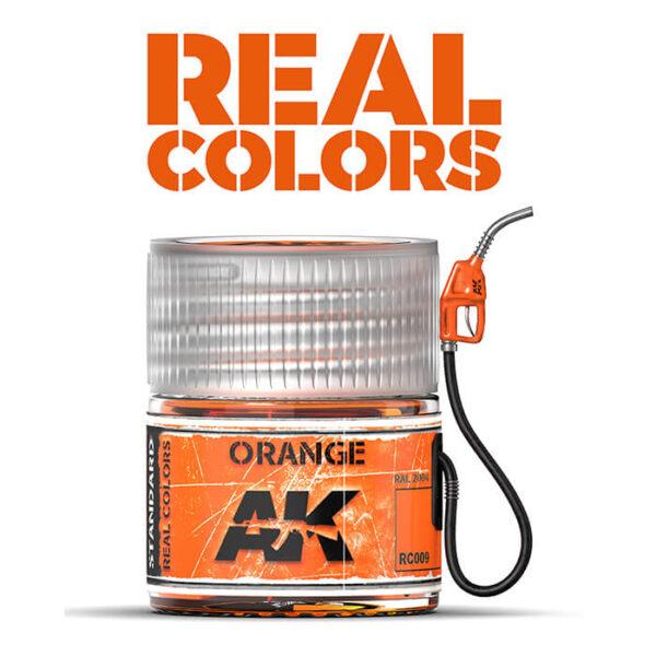 AK Real Colors