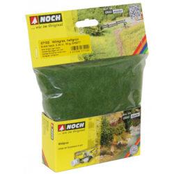 noch 07102 Hierbas Silvestres Verde Claro 6mm 20gr Césped de fibra electrostática para recrear campos de hierba
