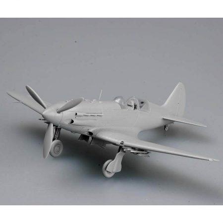 trumpeter 02830 Soviet MiG-3 Early Version Kit en plástico para montar y pintar.