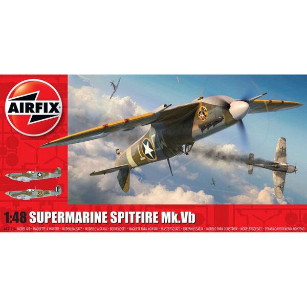 airfix a05125a 1/48 Supermarine Spitfire MkVb