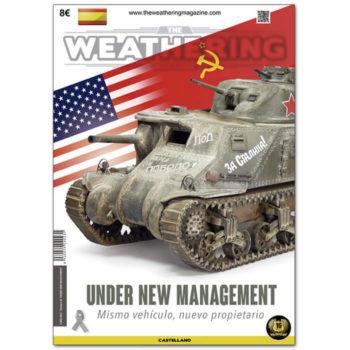ammo mig 4023 The Weathering Magazine Nº024 Under New Manager En este número, nos centramos en material que, por diversas razones, es operado por dueños diferentes a los originales. Texto en castellano, 86 páginas.