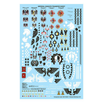 games workshop 54-15 Knight Preceptor Canis Rex Kit en plástico multicomponente,puede montarse como Canis Rex, o como un Knight Preceptor, Errant, Paladin, Warden, Gallant o Crusader. Piezas 250