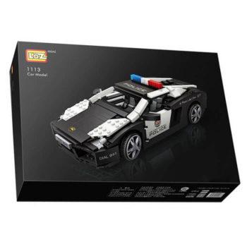 Loz Mini 1113 Lamborghini Police Car 1005 pcs Construye y colecciona con los bloques de Loz, tus vehículos favoritos. Los Mini Blocks de Loz son los bloques de construcción de tamaño medio entre Loz Diamond Blocks y Lego Blocks.