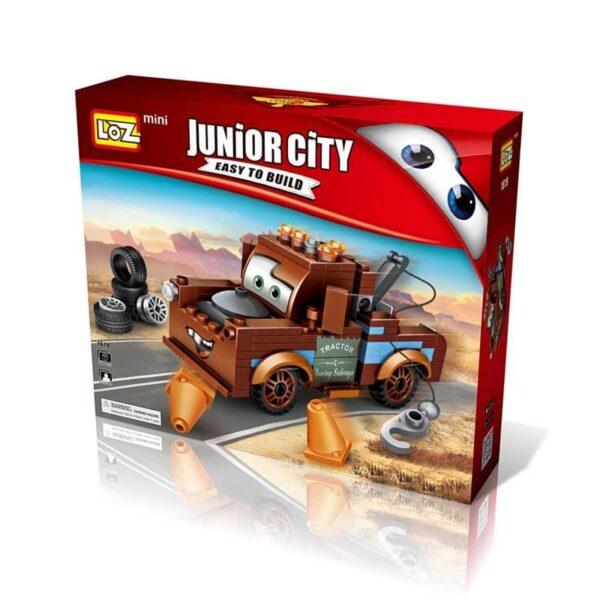 loz 1619 Loz Mini 1619 Pick Up Truck 227 pcs Junior City: Easy to Build. Construye y colecciona con los bloques de Loz, tus vehículos favoritos. Piezas 227 Recomendado a partir de 6 años.