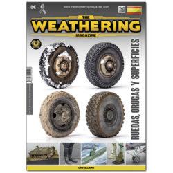 AMIG4024 The Weathering Magazine Nº025 Ruedas, Orugas y Superficies En este número hemos pensado cómo mostrarte todos los efectos que pueden apreciarse en superficies de contacto, como ruedas, orugas