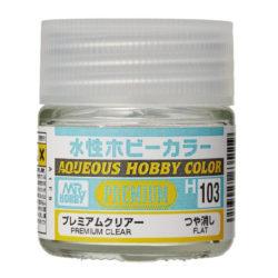 MR HOBBY H103 Premium Clear Flat Barniz Mate 10ml