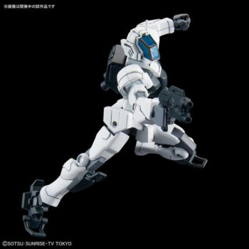 bandai 5055360 HG Build Divers GBN Guard Frame GM s Mobile Suit 1-144
