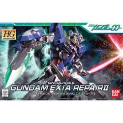 bandai 5055733 HG Gundam EXIA Repair II 1-144 GN-001REII Kit en plástico para montar Inyectado en plástico de varios colores y montaje por presión