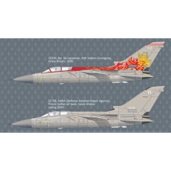 eduard 11126 Good Bye Tornado F.3 ADV Limited edition 1/48Kit en plástico para montar y pintar.Incluye piezas en fotograbado, resina y mascarillas.
