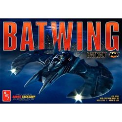 amt 948/12 Batwing 1989 Movie 1/25Kit en plástico para montar y pintar.