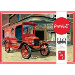 amt 1024/12 Ford T Delivery 1923 Coca-Cola 1/25Kit en plástico para montar y pintar.