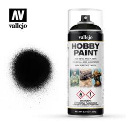 AV 28012 Imprimación NegraColor base primario para colores oscuros y metalizados.